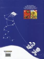 Verso de Boule et Bill -02- (Édition actuelle) -5b- Bulles et Bill