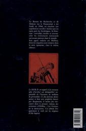 Verso de B.P.R.D. -3- Le Fléau des grenouilles