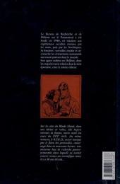 Verso de B.P.R.D. -4- Les Morts
