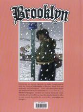 Verso de Brooklyn 62ND -2- Gangsta Rhapsody