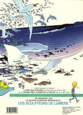 Verso de Broussaille -1- Les baleines publiques