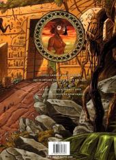 Verso de Les brumes d'Asceltis -2- Le Dieu lépreux