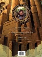 Verso de Les brumes d'Asceltis -1- La Citadelle oslanne