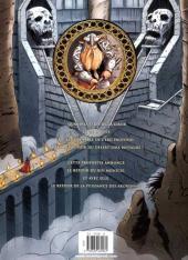 Verso de Les brumes d'Asceltis -3- Le Roi Akorenn