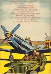 Verso de Buck Danny -10- Pilotes d'essai