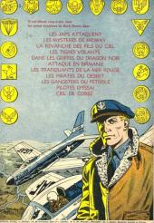 Verso de Buck Danny -12- Avions sans pilotes