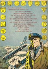 Verso de Buck Danny -13- Un avion n'est pas rentré