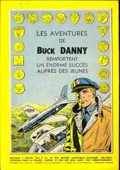 Verso de Buck Danny -16- Menace au nord