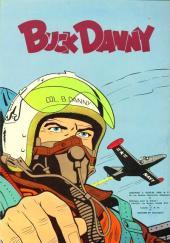 Verso de Buck Danny -24- Prototype FX-13