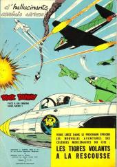 Verso de Buck Danny -26- Le retour des tigres volants