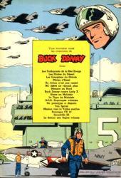 Verso de Buck Danny -27- Les Tigres volants à la rescousse !