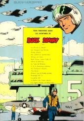 Verso de Buck Danny -28- Tigres volants contre pirates