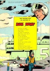 Verso de Buck Danny -29- Opération