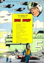 Verso de Buck Danny -30- Les voleurs de satellites