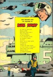 Verso de Buck Danny -31- X-15