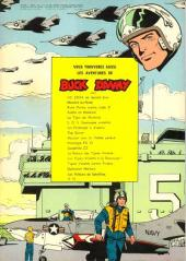 Verso de Buck Danny -32- Alerte à Cap Kennedy