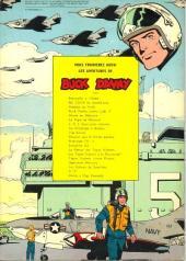 Verso de Buck Danny -33- Le mystère des avions fantômes