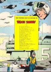 Verso de Buck Danny -34- Alerte atomique