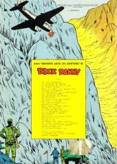 Verso de Buck Danny -35- L'escadrille de la mort