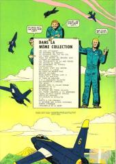 Verso de Buck Danny -36- Les anges bleus