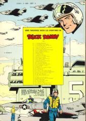 Verso de Buck Danny -38- La vallée de la mort verte