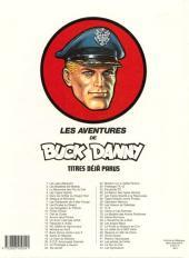 Verso de Buck Danny -44- Les