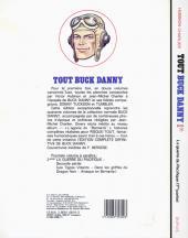 Verso de Buck Danny (Tout) -1- La guerre du Pacifique - première partie