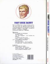 Verso de Buck Danny (Tout) -3- Les aviateurs démobilisés
