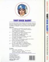 Verso de Buck Danny (Tout) -6- De l'Extrême-Nord à l'Extrême-Orient