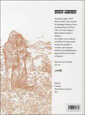 Verso de Buddy Longway -INT1- Chinook pour la vie