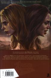 Verso de Buffy contre les vampires - Saison 08 -2- Pas d'avenir pour toi
