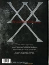Verso de Bunker (Betbeder/Bec) -1- Les frontières interdites