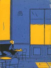 Verso de Le café du voyageur - Le Café du Voyageur