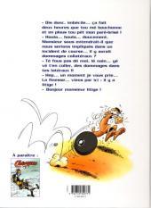 Verso de Rallye Raid Calagan -2- Rallye Raid Calagan Tome 2