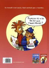Verso de Les cancres -2- En net progrès...