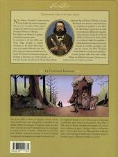 Verso de Le capitaine Fracasse (Duarte/Mariolle) -1- Volume 1