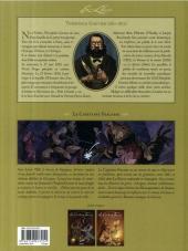Verso de Le capitaine Fracasse (Duarte/Mariolle) -2- Volume 2