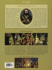 Verso de Le capitaine Fracasse (Duarte/Mariolle) -3- Volume 3