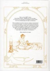 Verso de Le capitaine Nemo / Indes 1821 -2- Chapitre second