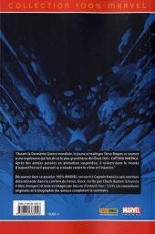 Verso de Captain America (100% Marvel) -1- Glace