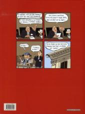 Verso de Casiers judiciaires - Tome 1