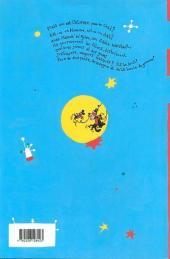 Verso de Catman - Catman Peau de chat, vengeur masqué