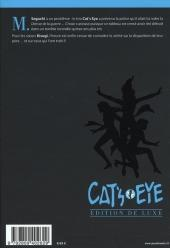 Verso de Cat's Eye - Édition de luxe -2- Volume 2