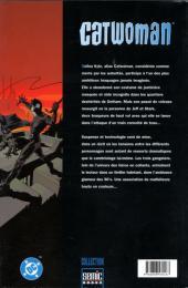 Verso de Catwoman - Le Grand Braquage - Le grand braquage