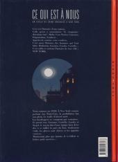 Verso de Ce qui est à nous -6- The big seven