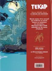 Verso de Vieille Bruyère et Bas de Soie -3a- Le Cercueil des Souvenirs - Indrani