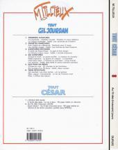 Verso de César et Ernestine -INT2- Tout César - Au fil des (mauvais) jours