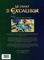Verso de Le chant d'Excalibur -2- Le Sidhe aux Mille Charmes