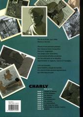 Verso de Charly -2a2003- L'île perdue