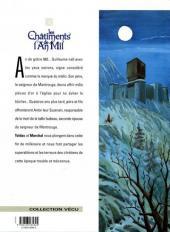 Verso de Les châtiments de l'An Mil -1- La Troisième Tombe